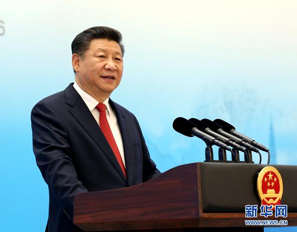 """2016,习近平外交关键词""""人类命运共同体"""""""
