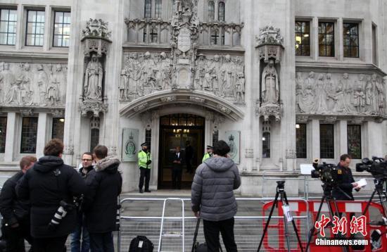 英国最高法院遴选新法官 寻求种族和性别多样性
