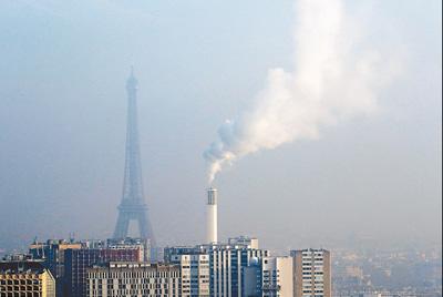 空气污染让欧盟国家很头痛