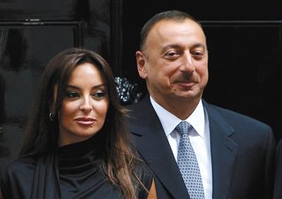 """阿塞拜疆第一夫人当副总统 """"纸牌屋""""剧情上演"""