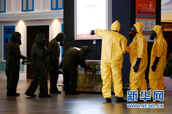 马来西亚警方:吉隆坡国际机场未发现有毒危险物质残留