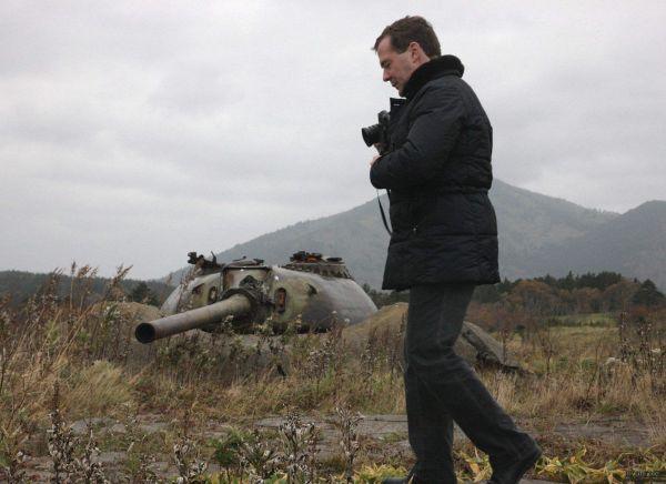 掐断日本夺岛痴想!俄防长:将派1个师驻守日俄争议岛屿