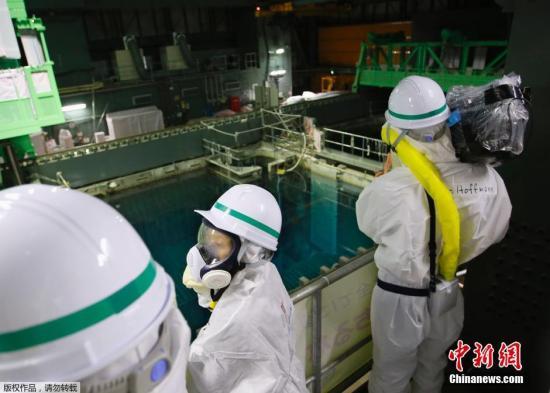 日本男子在福岛核电站工作并发三癌症 要求赔偿