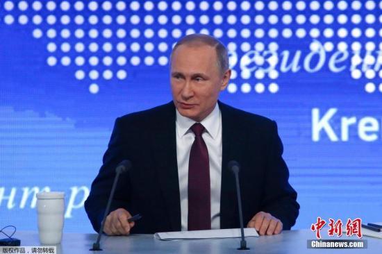 普京:确实存在使用兴奋剂事例 俄将与之斗争