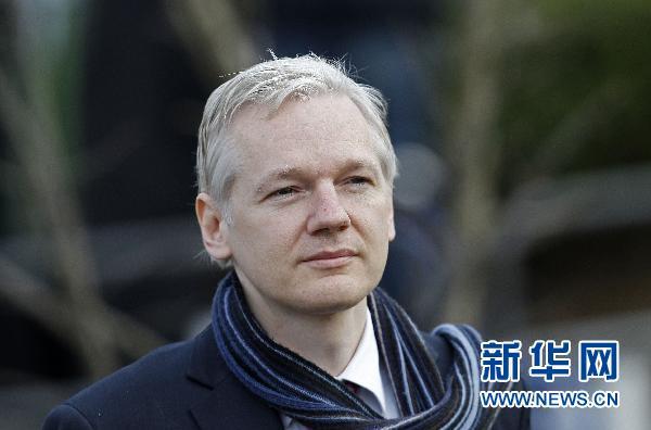 阿桑奇曝CIA为全球最大黑客 个人手机无私密可言