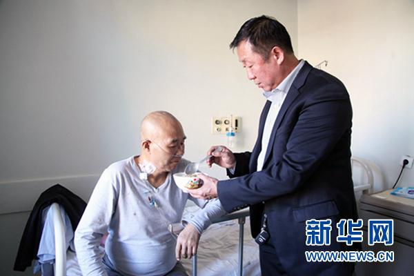在蒙中国公民突发心脏病 中国机构及好心人爱心相助