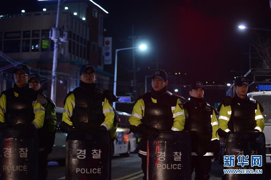 """""""弹劾模式""""后 韩国迅速切换至""""选举模式"""""""