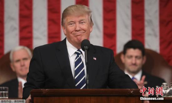 """特朗普首度会晤默克尔 媒体指两人试将分歧""""放在一旁"""""""