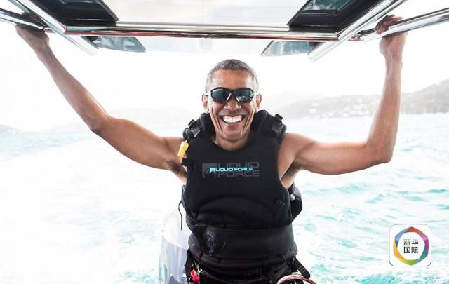 退休有多爽?看看奥巴马就知道了!