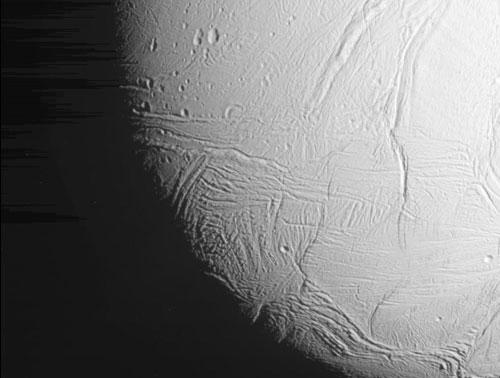 """NASA新发现:""""土卫二""""上可能存在生命"""