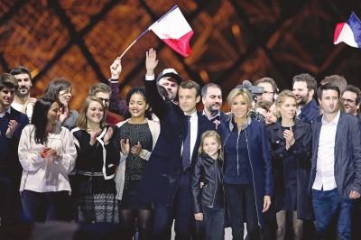 """""""中间派""""新总统能团结法国吗"""