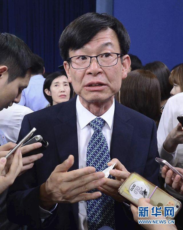 首次提名部长级官员 文在寅要拿财阀开刀?