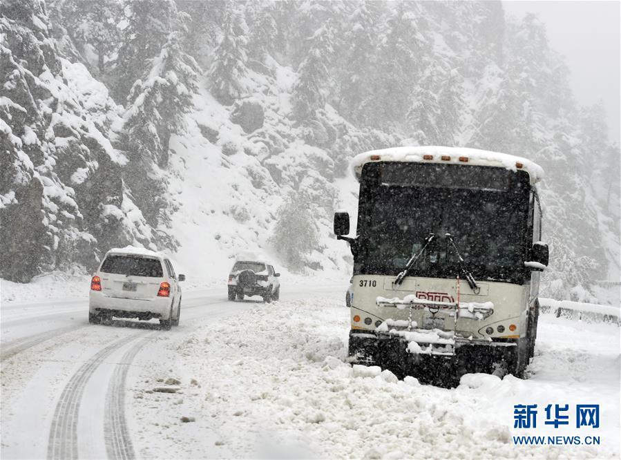 [1](外代二线)科罗拉多五月雪