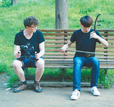 """用镜头""""看""""到魅力非凡的中国"""
