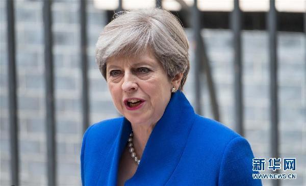(国际)(4)英国保守党将与民主统一党组建联合政府