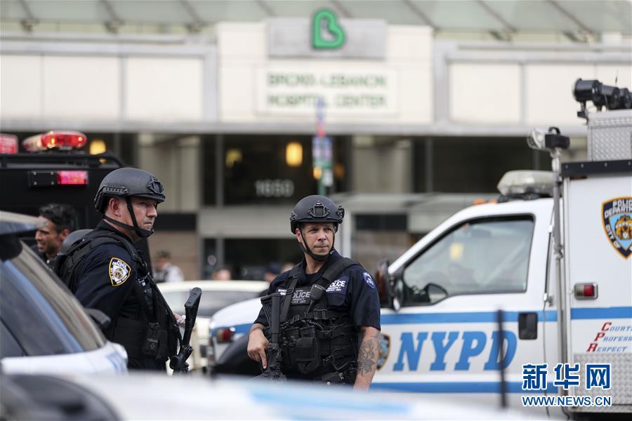 (国际)(2)美国纽约市一医院发生枪击事件