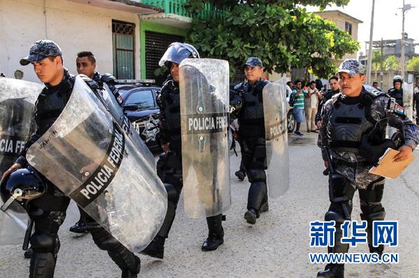 墨西哥1监狱发生骚乱致28人死亡