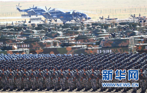 """""""中国军队独一无二!"""" 外国人花式点赞中国阅兵"""
