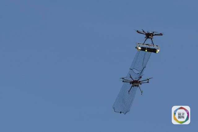 视频封杀大疆无人机戴有色眼镜看世界钓大鱼大全美军图片