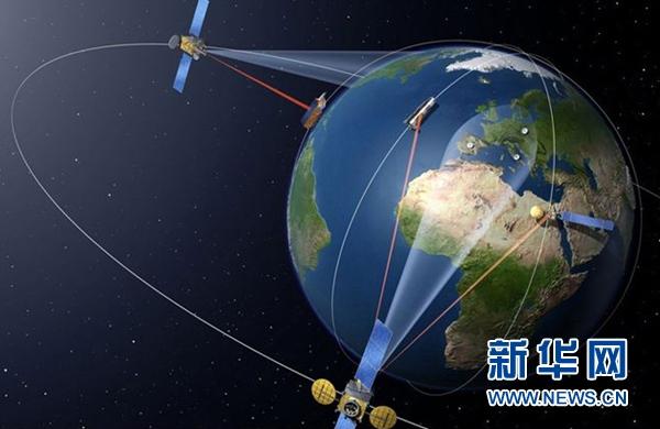 中国版GPS要来了 北斗卫星今年开始全球组网
