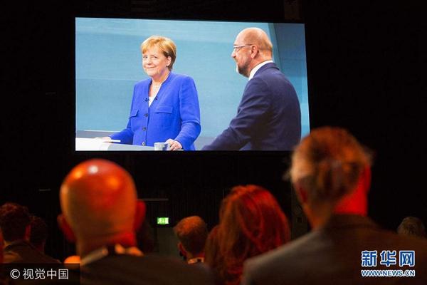 """德国大选电视辩论:小党比大党""""吵""""得更欢"""