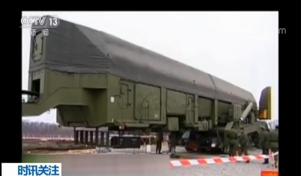 """俄成功试射""""亚尔斯""""洲际导弹 专家: 可摧毁美5万人口以上城市"""