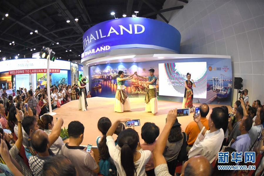 (中国—东盟博览会)(1)第14届中国-东盟博览会闭幕