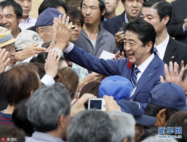 日本选举形势大变安倍不知所措_日媒:取胜模式蒙阴影