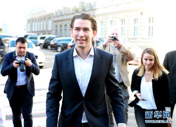 (国际)(1)奥地利人民党在国民议会选举中得票率第一