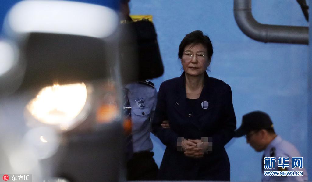 朴槿惠或被逐出党 韩国两大在野党欲合并