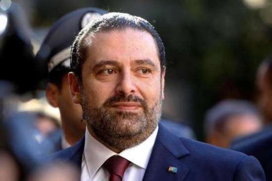 """黎巴嫩""""失联""""总理终于现身 否认遭沙特软禁"""