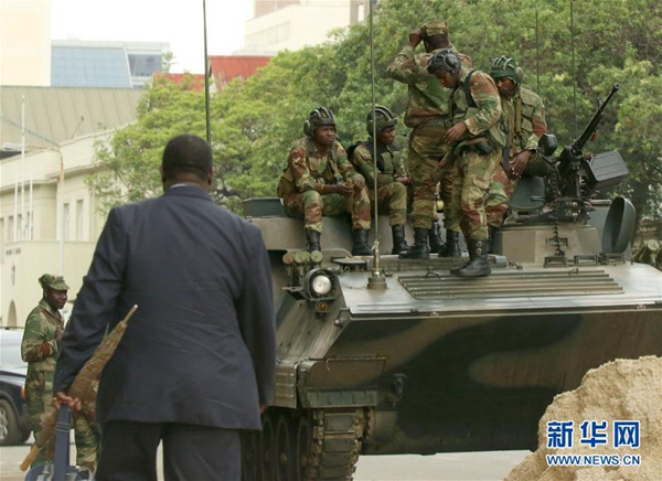 不流血的拨乱反正?影响津巴布韦政局的关键四人