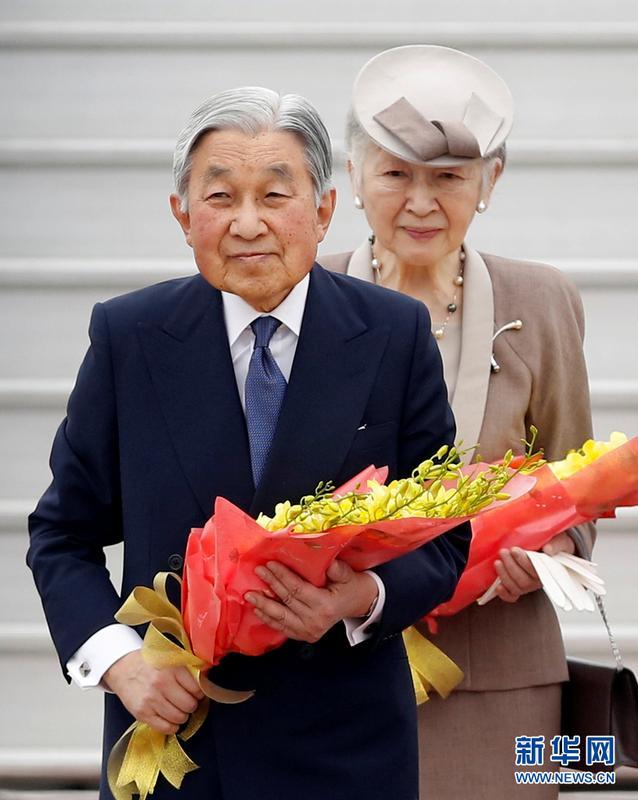 说再见不会太遥远 日本天皇或2019年4月底退位来玩吧121224