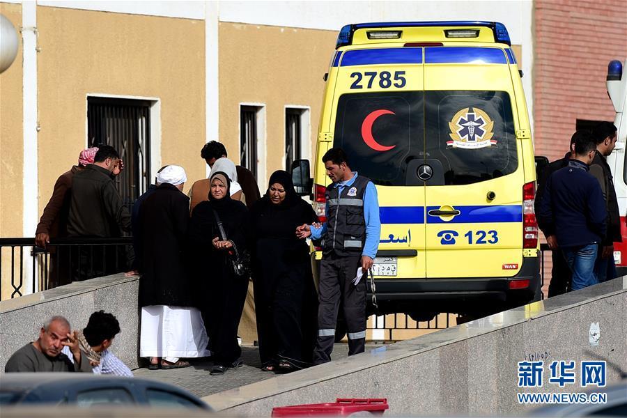 (国际)(1)埃及恐袭已造成至少305人死亡