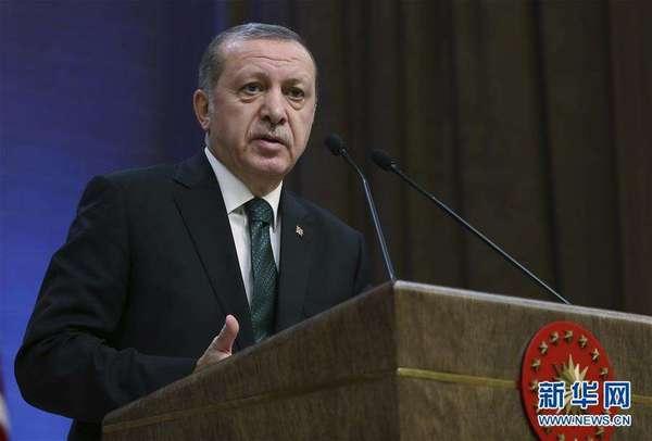 土耳其总统埃尔多安:将在东耶路撒冷开设大使馆