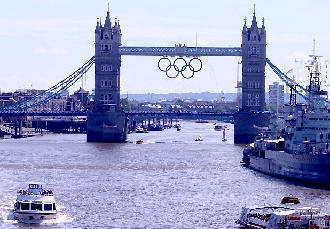 倫敦奧運會:行在倫敦