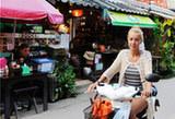 窮街陋巷的泰國小鄉鎮 外國人竟然多過本地人
