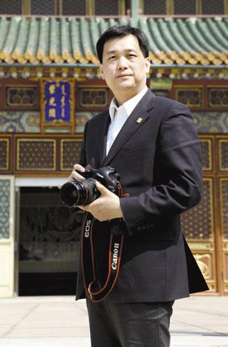 40岁男人生活照-温家宝摄影师姚大伟 镜头中的国家形象