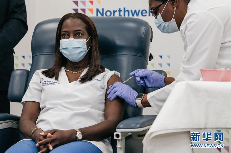 (国际疫情·图文互动)(7)新年疫情全球蔓延 疫苗接种带来曙光