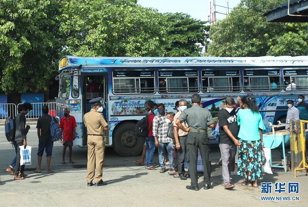 探访斯里兰卡:全国出行限制令暂时放松