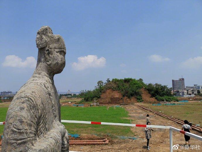 强降雨后河南文物还好吗?北宋皇陵部分土遗址遭受损害