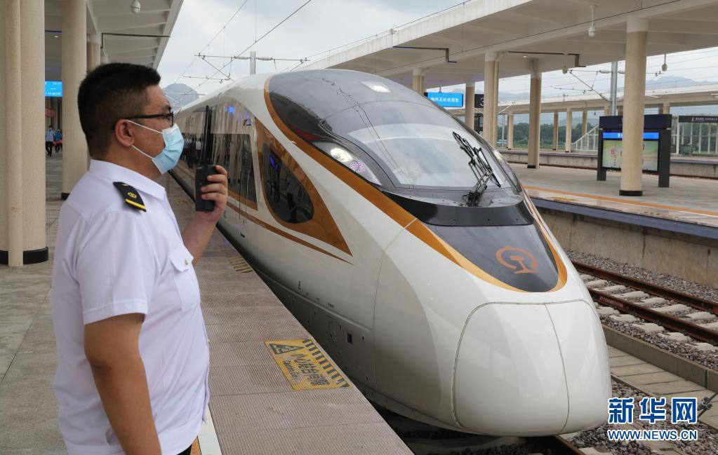 朝凌高铁开通运营 大连到北京四小时可达