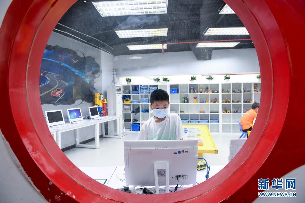 给力!深圳为抗疫医护子女提供免费暑期素质培训