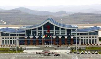 甘肃省内首个双盲降运行的支线机场通航