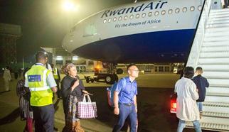 盧旺達航空開通至中國廣州航線