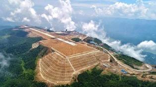 """三峽""""雲端機場""""建設項目通過行業驗收"""