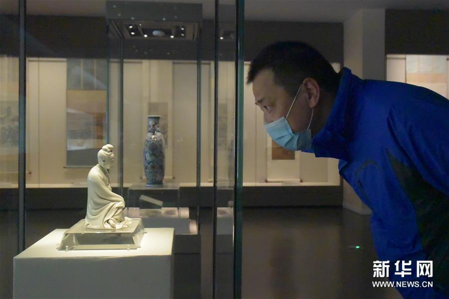 (聚焦復工復産)(1)天津部分文化場館恢復有序開放