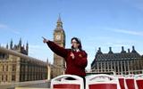 600萬中國客出境遊 對倫敦巴黎像發工資