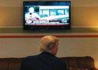 特朗普每天看4小時 然後怒氣衝衝發推特