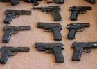調查顯示美國民間持有槍支數量約佔全球46%
